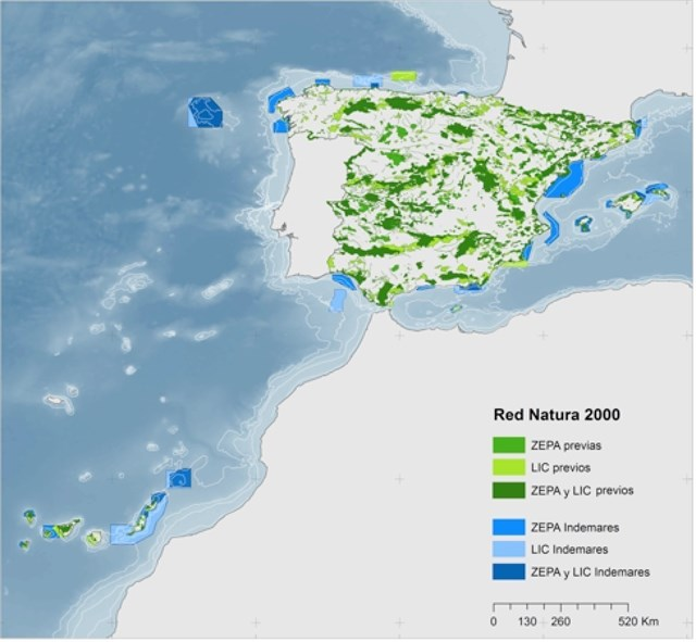 Expertos proponen establecer la etiqueta 'Wildlife States' para reconocer la buena gestión ambiental en Red Natura 2000