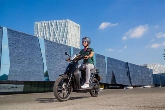 La mitad de ciclomotores eléctricos vendidos en España hasta agosto fueron Torrot Muvi