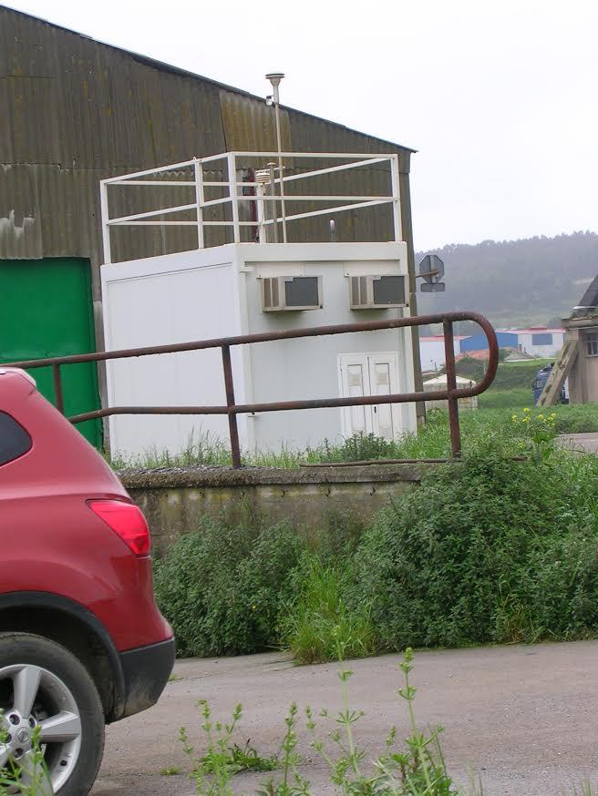 Asturias. Corvera hoy record de contaminación en el ultimo año de España