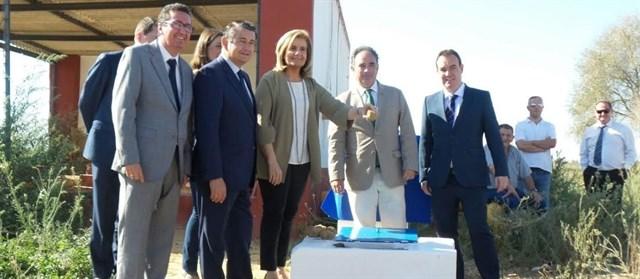Clausurados once pozos legales en Huelva en beneficio de los acuíferos de Doñana
