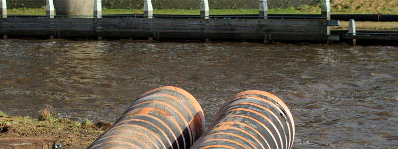 Limpieza de aguas residuales a través de un sistema microalga-bacteria