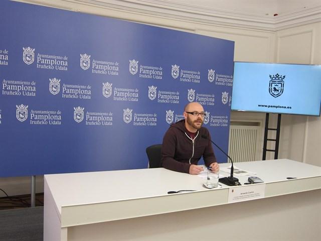 Pamplona quiere que no haya vasos de plástico en el Casco Antiguo en los próximos Sanfermines