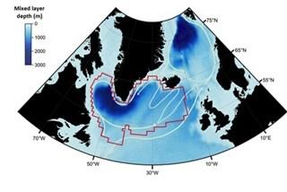 Un brutal enfriamiento del Atlántico Norte es posible