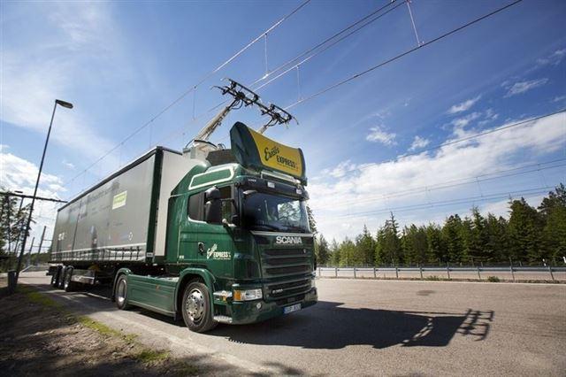 Suecia asombra al mundo con la primera carretera eléctrica