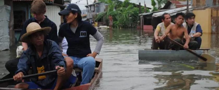 Innovaciones que desafían a las inundaciones