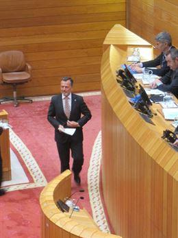 La Xunta de Galicia 'será sensible' a las alegaciones a la orden de energías renovables