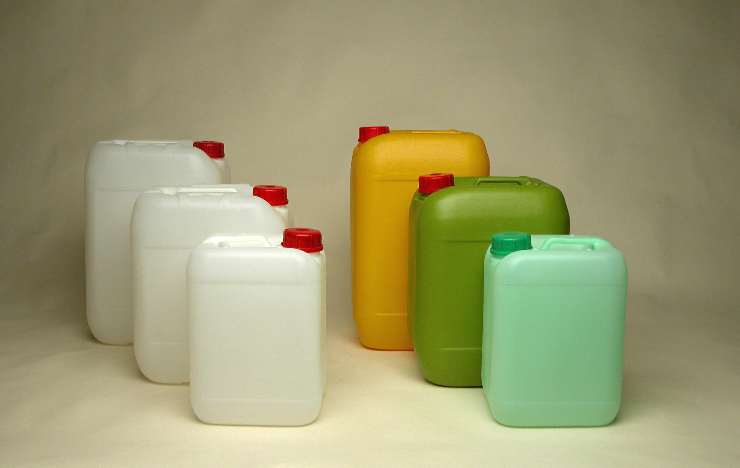 Una nueva tecnología de descontaminación permitirá reciclar envases que hayan contenido sustancias peligrosas
