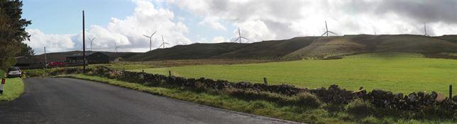 Iberdrola construirá en Escocia un parque eólico de 69 MW