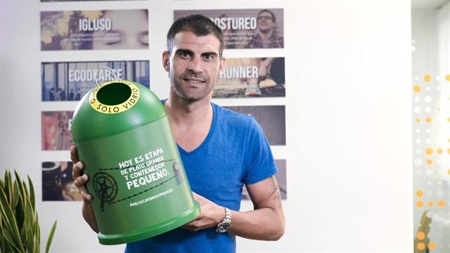 Ecovidrio promoverá el reciclaje en La Vuelta por tercer año consecutivo