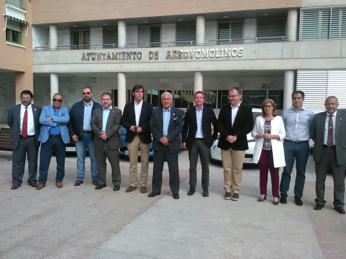 Ciudadanos Madrid se sube al coche eléctrico e impulsa su uso en la región
