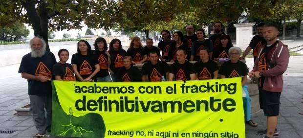 Asamblea contra el fracking urge la extinción de los permisos Bezana-Bigüenzo