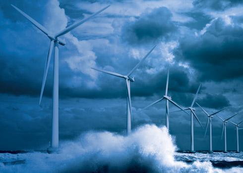 Una nueva tecnología española predice si un parque eólico marino será rentable