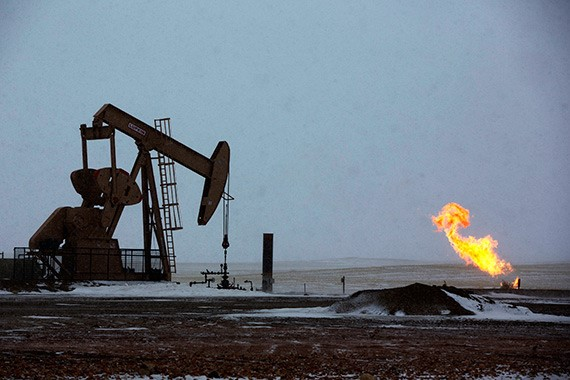 ¿Cómo afecta al Medio Ambiente la extracción de combustibles fósiles?