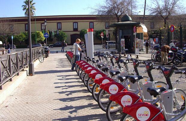 Sevilla apuesta por la bicicleta