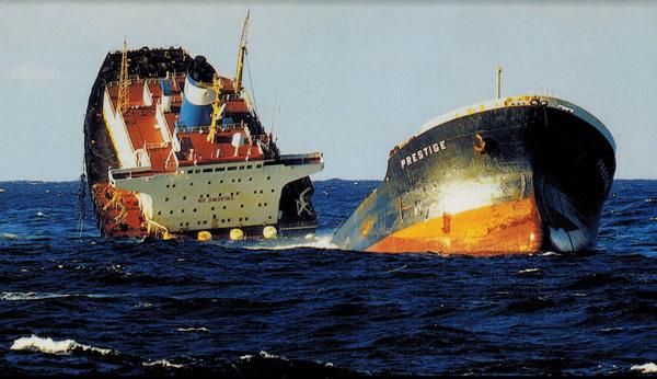 Los peores desastres medio ambientales de España
