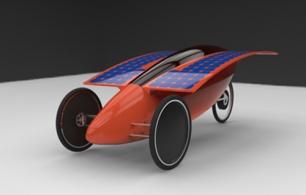 Protean 3, el vehículo híbrido-solar