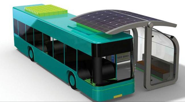 Arranca el autobús europeo del futuro