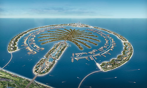 Islas artificiales