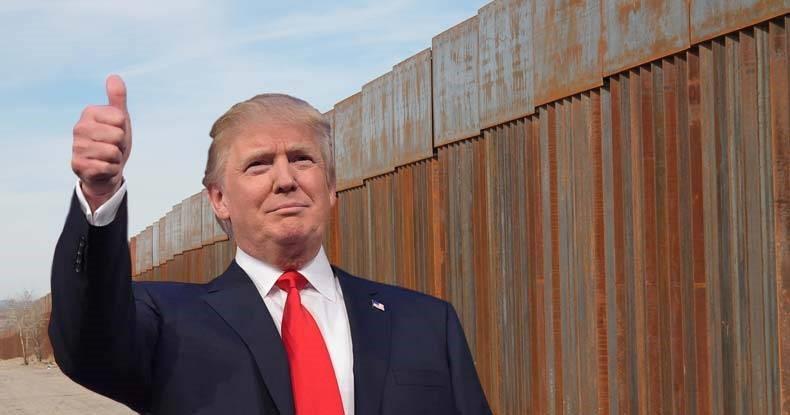 México: el ecotono contra el muro de Trump
