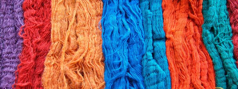 Fibras textiles, de la basura al armario