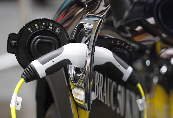 Europa compró más coches eléctricos que diésel