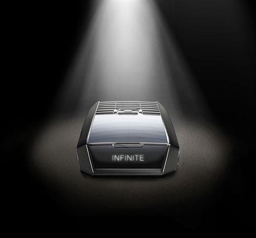 Tag Heuer Meridiist Infinite, el 'smartphone' con carga solar