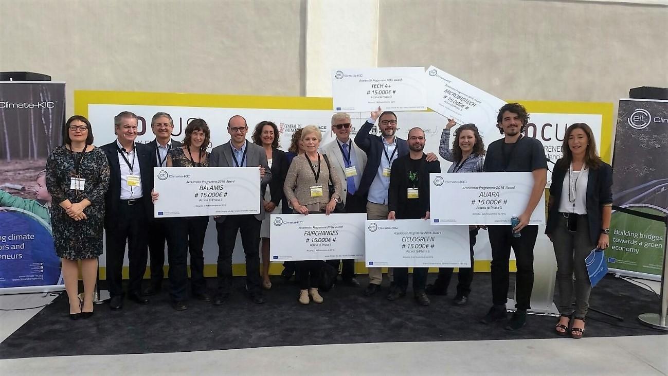 Innovadoras Startups españolas que luchan contra el cambio climático