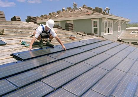 Alemania ha invertido en energía fotovoltaica en 2.012 más que España en toda su historia