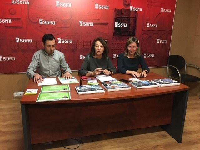 La IV edición de los Senderos del Duero de Soria contará con cinco rutas