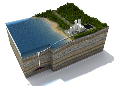 Noruega, arranca la mayor planta del mundo en la captura y almacenamiento de carbono