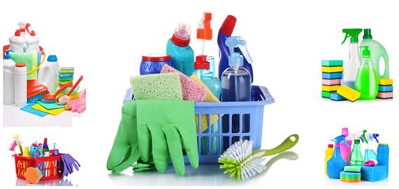8 tóxicos que acechan tu salud en los productos de limpieza