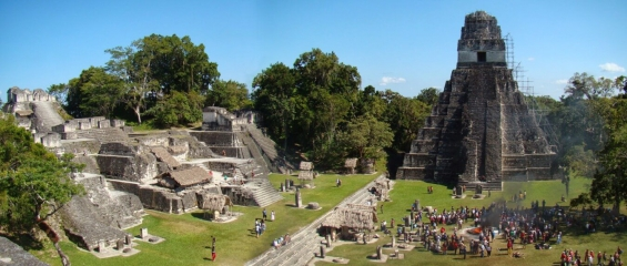Guatemala busca proteger la Biósfera Maya, el mayor pulmón de Centroamérica