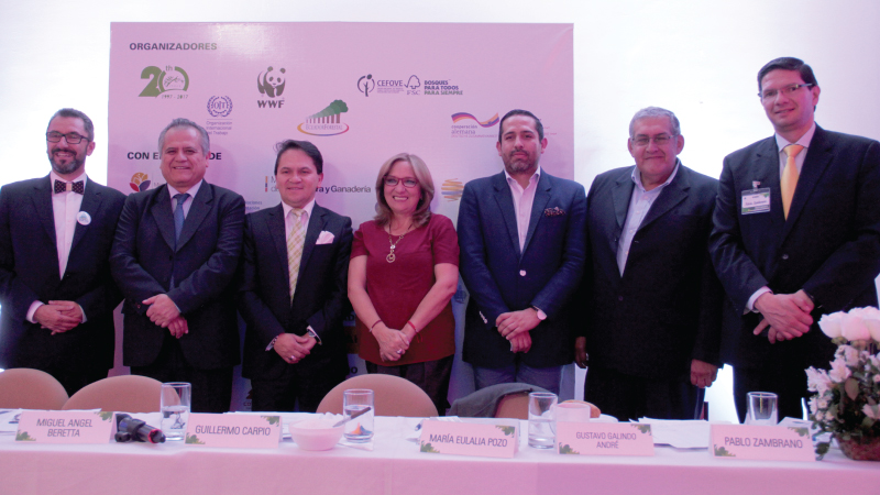 Foro Empleo Verde expuso estrategias de desarrollo sostenible e inclusivo