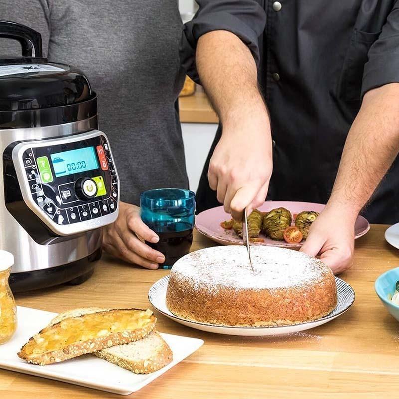 Olla programable GM Delux, el mejor aliado para tu cocina, descubre aquí porqué