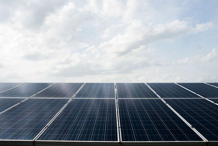 Nueva planta solar fotovoltaica en Alicante