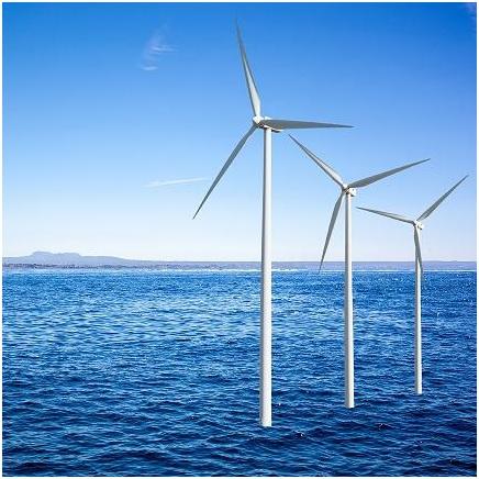 Las empresas españolas apuestan por exportar la eólica marina