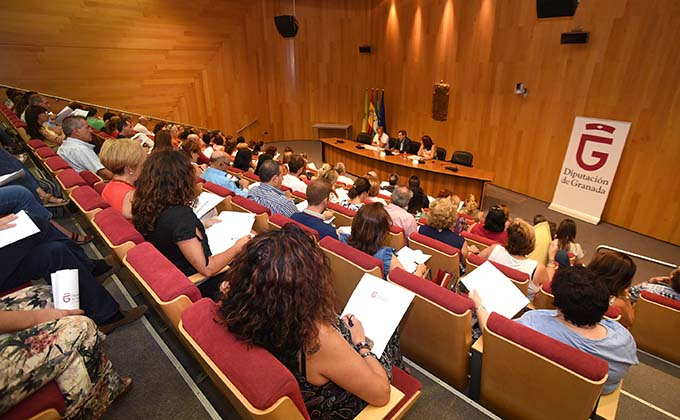 La Diputación de Granada proporciona a los municipios menores de 5.000 habitantes asesoramiento medioambiental