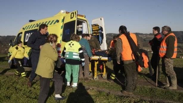 Castilla-La Mancha líder en accidentes de caza