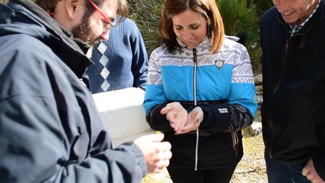Reintroduciendo el cangrejo autóctono en las sierras de Granada