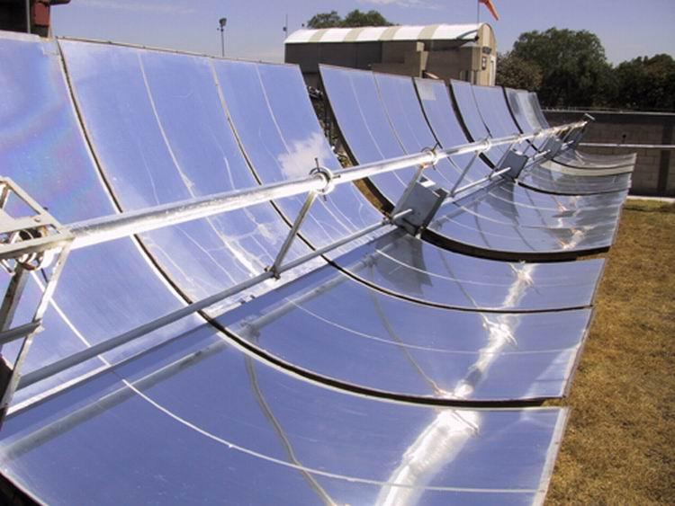 Tres cuartos de la  potencia termosolar mundial esta en España