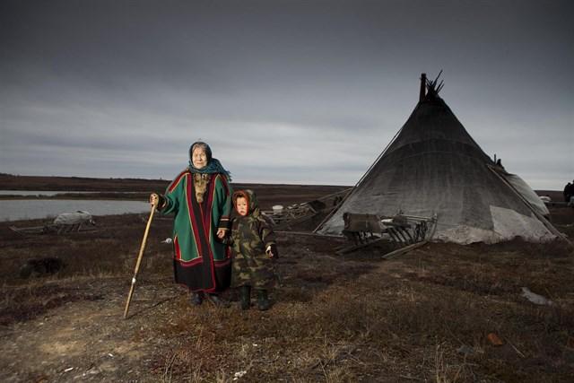 El cambio climático despertará enfermedades dormidas bajo el hielo, según Greenpeace