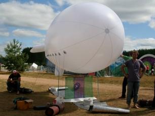 Conseguir energía desde las nubes, proyecto 'AirHES'