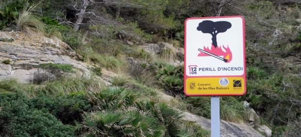 Suspendidas las autorizaciones de uso de fuego en Menorca por meteorología extrema