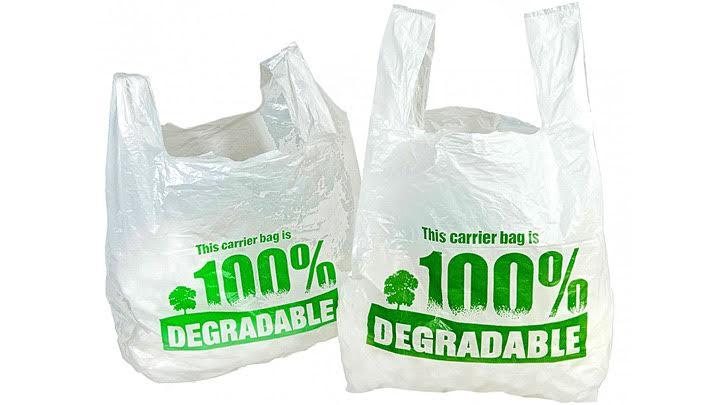 Resultado de imagen para bolsas biodegradables