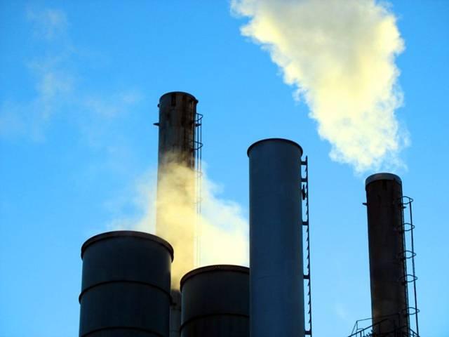 CO2 en España