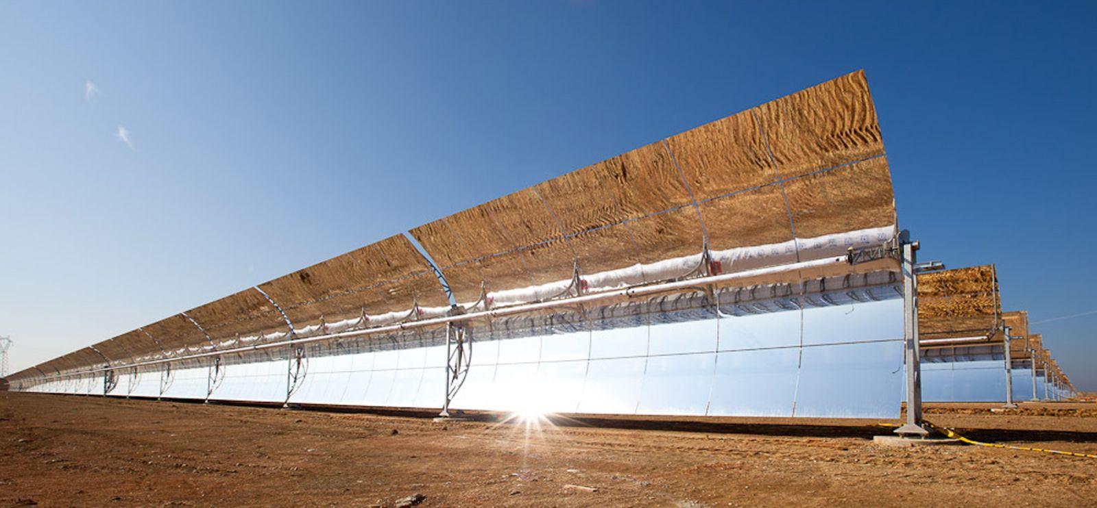 México. Generan en Centro Conacyt vapor industrial con energía solar