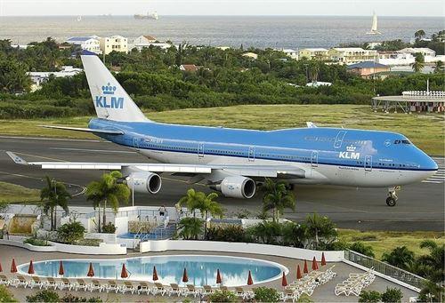KLM realizará vuelos con biocombustibles