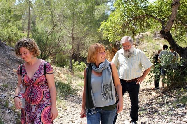 València y Rocafort piden abrir trámites para declarar el Pinar de les Pedreres como paraje natural