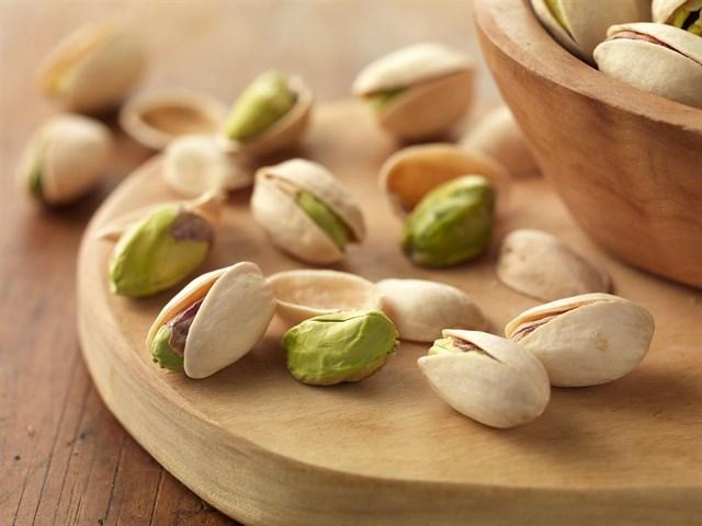 5 beneficios del pistacho como quema grasas
