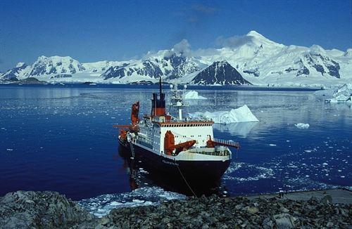 El calentamiento global pone en 'jaque' el rico fondo marino en los fiordos antárticos